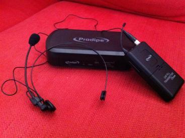 Prodipe Wireless Headset Microphone