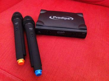 Prodipe Wireless Mics