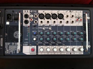 Yamaha StagePas 500 Mixer