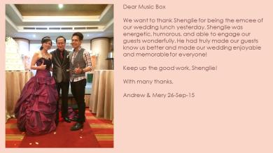 Andrew & Mery 26-Sep-15