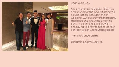 Benjamin & Kelly 2-May-15
