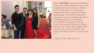 Caesar & Chin Hsia 3-Jun-17