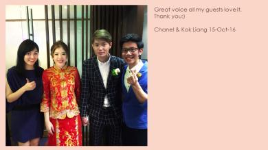 Chanel & Kok Liang 15-Oct-16