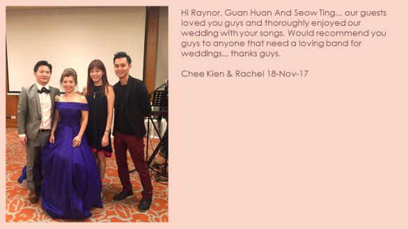 Chee Kien & Rachel 18-Nov-17