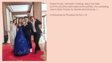 Christopher & Phoebe 24-Nov-18