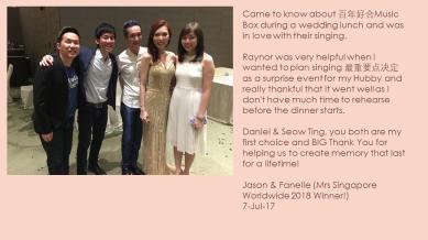 Fanelle & Jason 7-Jul-17