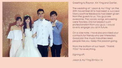 Jason & Hui Ying 20-Nov-16