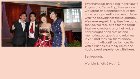 Kelly & Wenbin 5-Nov-12