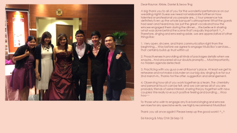 May Chin & Ee Keong 26-Sep-15