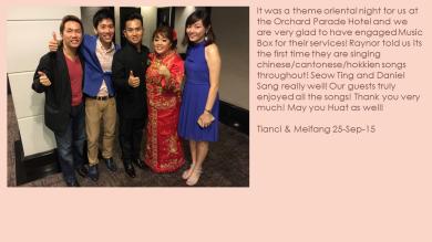 Meifang & Alvin 25-Sep-15