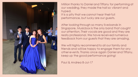 Paul & Andrea 8-Jul-17