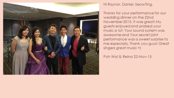 Poh Wai & Reina 22-Nov-15