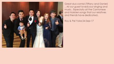 Roy & Pei Yoke 24-Sep-17