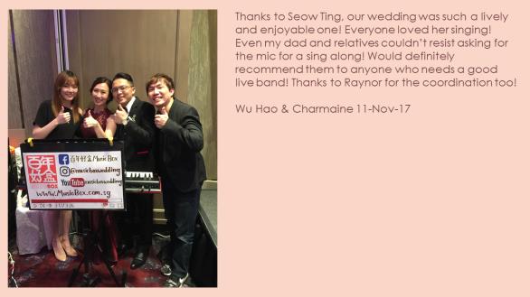 Wu Hao & Charmaine 11-Nov-17