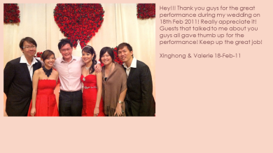 Xinghong & Valerie - 18-Feb-11