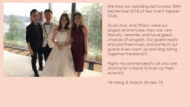 Yik Hang & Sharon 30-Sep-18