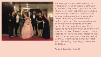 Andy & Jennifer 1-Feb-19