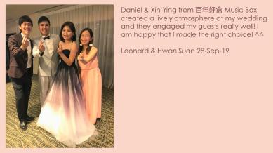Leonard & Hwan Suan 28-Sep-19