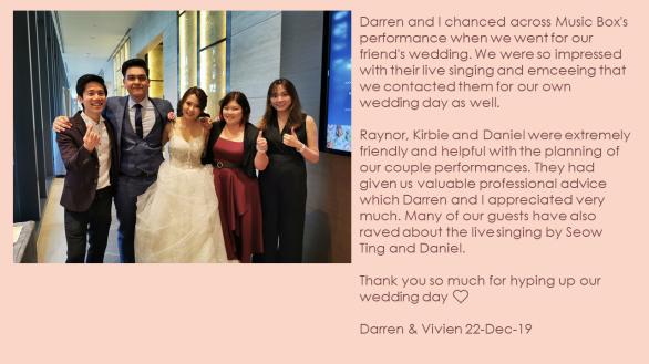 Darren & Vivien 22-Dec-19