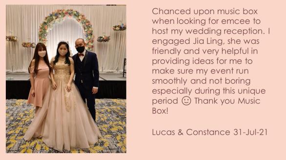 Lucas & Constance 31-Jul-21