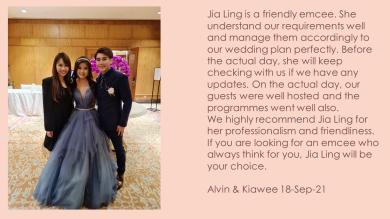 Alvin & Kiawee 18-Sep-21